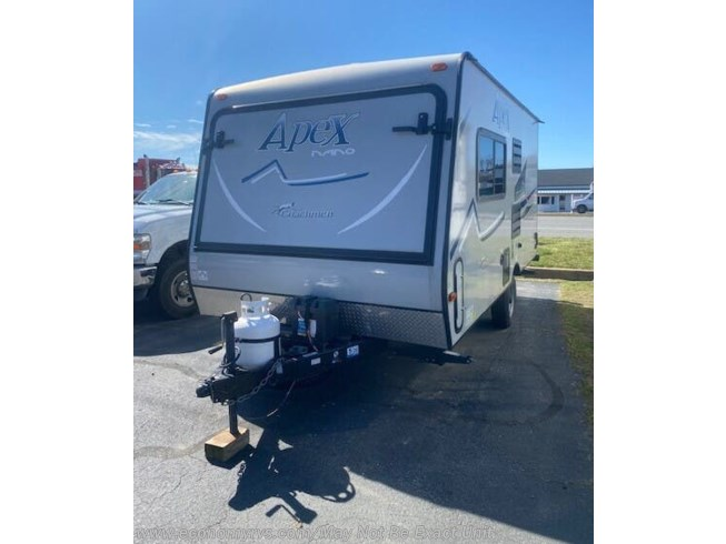 2018 Apex Nano 15X by Coachmen from Economy RVS, LLC in Mechanicsville, Maryland