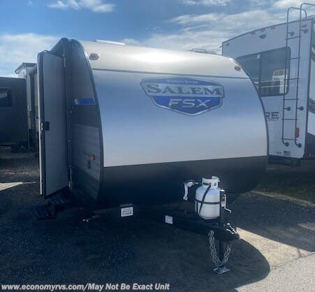 New 2020 Forest River Salem FSX 178BHSK For Sale by Economy RVS, LLC available in Mechanicsville, Maryland