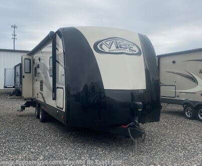 Used 2015 Forest River Vibe Extreme Lite 221RBS For Sale by Economy RVS, LLC available in Mechanicsville, Maryland