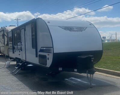 New 2020 Forest River Salem FSX 260RT For Sale by Economy RVS, LLC available in Mechanicsville, Maryland