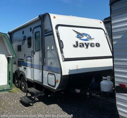 Used 2018 Jayco Jay Feather 7 17XFD For Sale by Economy RVS, LLC available in Mechanicsville, Maryland