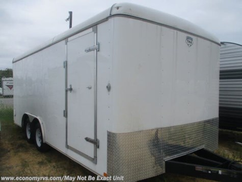 Used 2019 Carry-On Commercial For Sale by Economy RVS, LLC available in Mechanicsville, Maryland