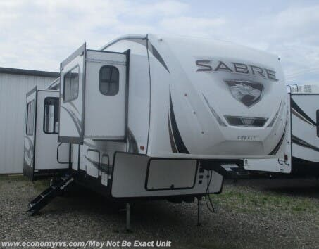 New 2021 Forest River Sabre 37FLH For Sale by Economy RVS, LLC available in Mechanicsville, Maryland