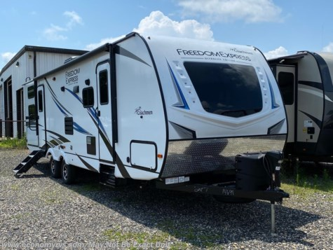 New 2021 Coachmen Freedom Express LTZ 287BHDS For Sale by Economy RVS, LLC available in Mechanicsville, Maryland