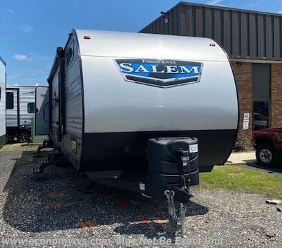 New 2021 Forest River Salem 36VBDS available in Mechanicsville, Maryland