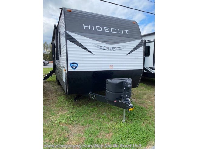 New 2021 Keystone Hideout 250BH available in Mechanicsville, Maryland