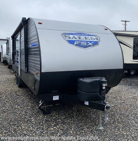 New 2021 Forest River Salem FSX 260RT available in Mechanicsville, Maryland