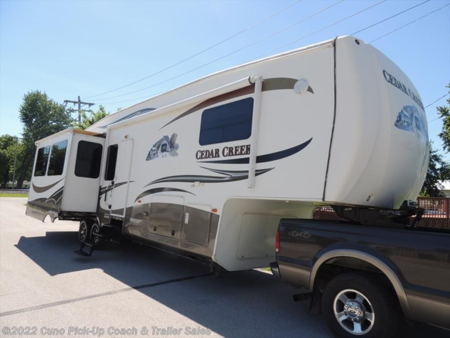 2012 36' Cedar Creek 5th Wheel