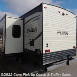 2018 Palomino Puma 24FBS  - Travel Trailer New  in Montgomery City MO For Sale by Cuno Pick-Up Coach & Trailer Sales call 800-281-2160 today for more info.