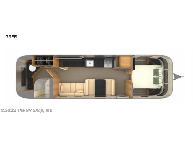 2020 Classic 33FB by Airstream from The RV Shop, Inc in Baton Rouge, Louisiana
