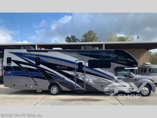 2020 Thor Motor Coach Omni BB35 - New Class C For Sale by The RV Shop, Inc in Baton Rouge, Louisiana features Slideout