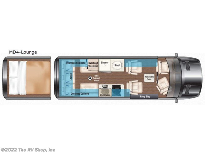 New 2021 Midwest Weekender MD4-Lounge available in Baton Rouge, Louisiana