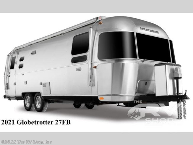 New 2021 Airstream Globetrotter 27FB available in Baton Rouge, Louisiana