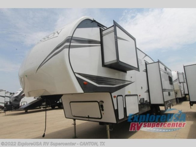 2019 Forest River Impression 27MKS - New Fifth Wheel For Sale by ExploreUSA RV Supercenter - CANTON, TX in Wills Point, Texas features Slideout