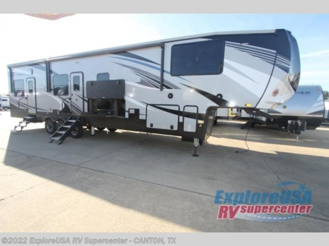 New 2020 Heartland Cyclone 4007 available in Wills Point, Texas