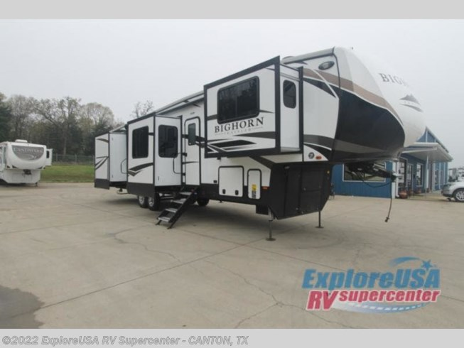 New 2020 Heartland Bighorn Traveler 38FL available in Wills Point, Texas