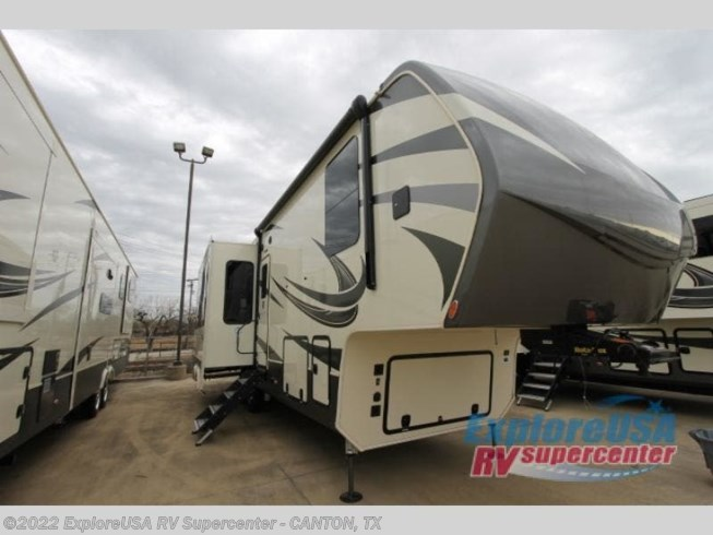 2020 Vanleigh Vilano 320GK - New Fifth Wheel For Sale by ExploreUSA RV Supercenter - CANTON, TX in Wills Point, Texas features Slideout