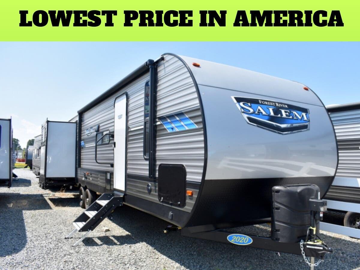 Greater Atlanta Rv Show 2020.2020 Forest River Rv Salem 31kqbts For Sale In Columbus Ga 31907 31kqbts