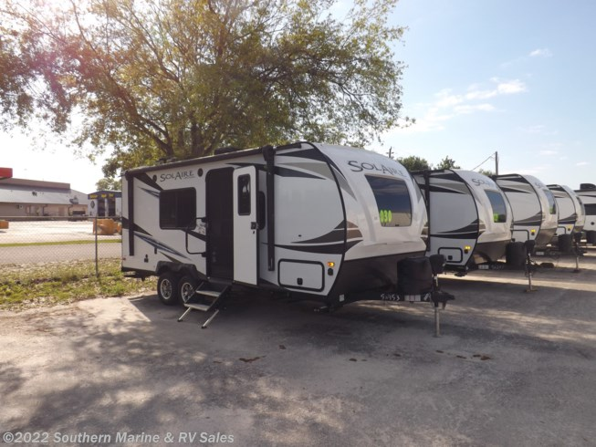 New 2019 Palomino Solaire 202 RB available in Ft. Myers, Florida