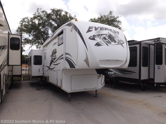 2008 Everest 348R by Keystone from Southern Marine & RV Sales in Ft. Myers, Florida
