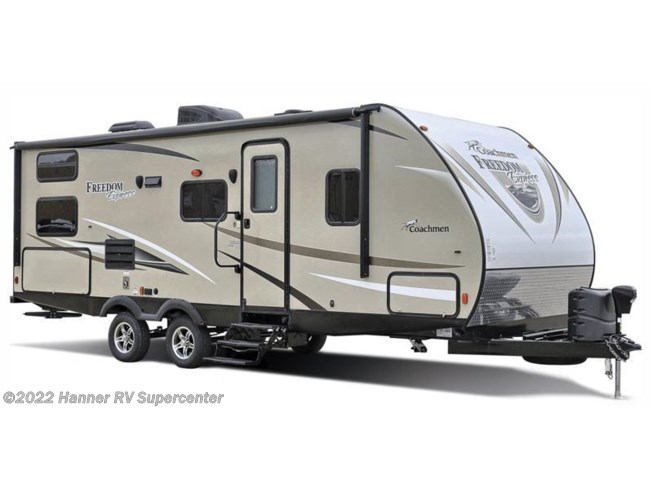 Stock Image for 2016 Coachmen Freedom Express LTZ 276 RKDS (options and colors may vary)