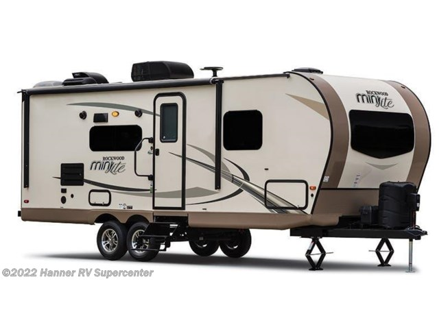 Stock Image for 2018 Forest River Rockwood Mini Lite 2109S (options and colors may vary)