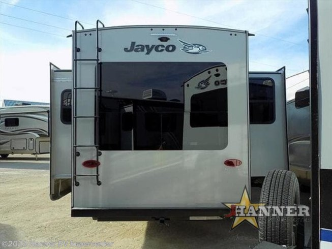 2018 Jayco Eagle HT 30.5MBOK - New Fifth Wheel For Sale by Hanner RV Supercenter in Baird, Texas features Slideout