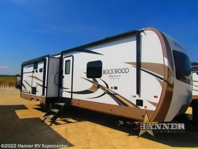 New 2020 Forest River Rockwood Signature Ultra Lite 8328BS available in Baird, Texas
