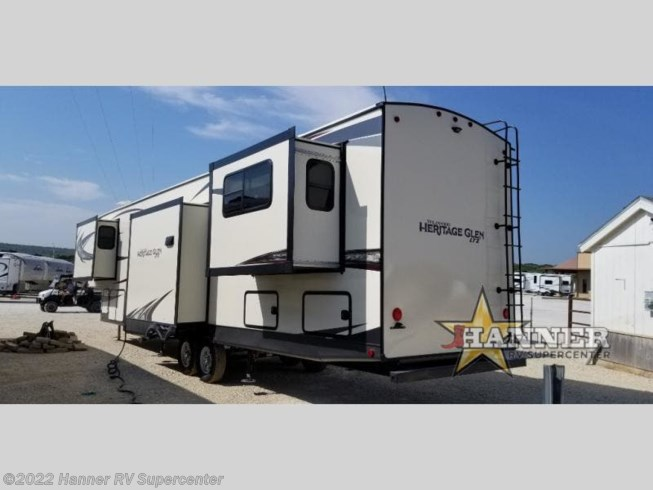 2020 Wildwood Heritage Glen LTZ 372RD by Forest River from Hanner RV Supercenter in Baird, Texas