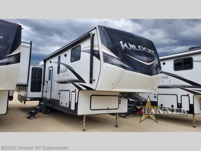 New 2020 Forest River Wildcat 34WB available in Baird, Texas