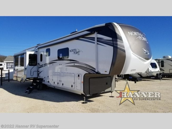 New 2020 Jayco North Point 387FBTS available in Baird, Texas