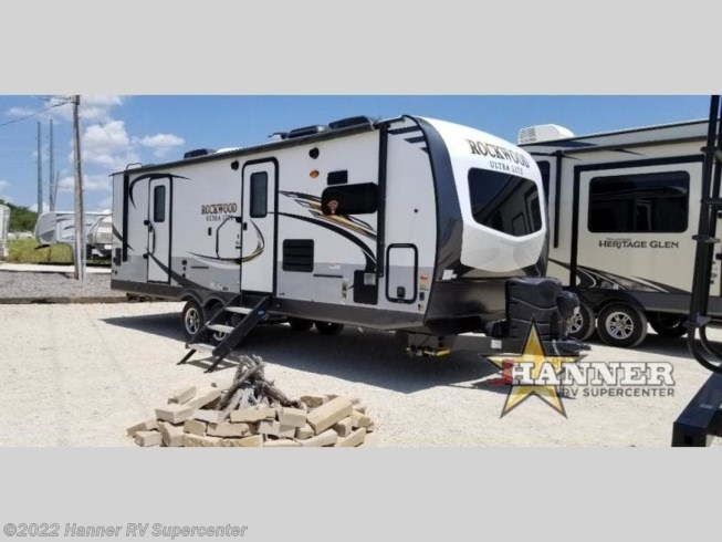 New 2020 Forest River Rockwood Ultra Lite 2608BS available in Baird, Texas