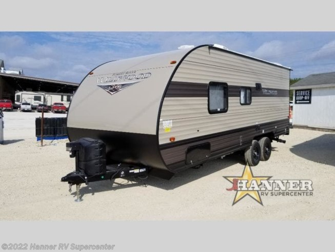 New 2020 Forest River Wildwood X-Lite 19DBXL available in Baird, Texas