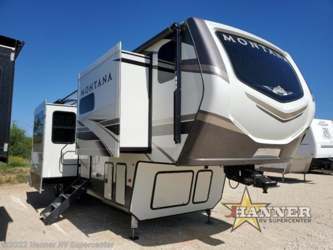New 2020 Keystone Montana 3741FK available in Baird, Texas