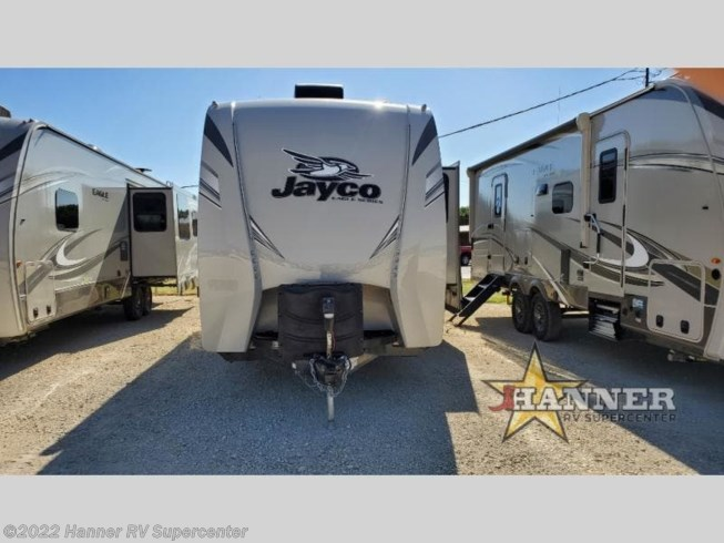 2020 Jayco Eagle HT 272RBOK - New Travel Trailer For Sale by Hanner RV Supercenter in Baird, Texas features Slideout