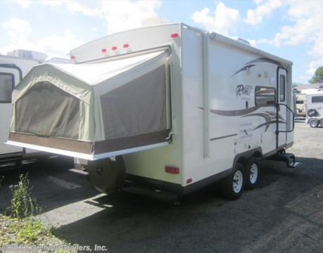 201221 2015 Forest River Rockwood Roo 183 For Sale In