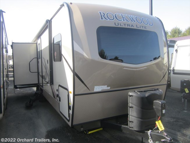 2018 Forest River Rockwood Ultra Lite 2707WS