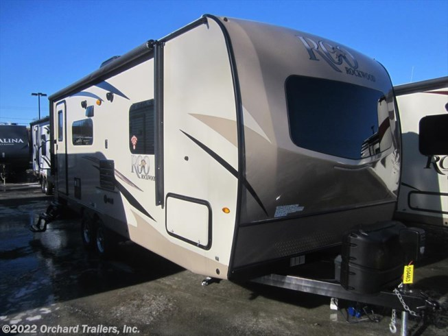 2018 Forest River Rockwood Roo 23BDS