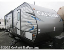 #104372 - 2018 Coachmen Catalina 263RLS