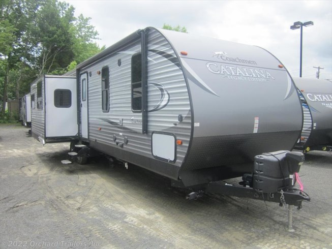 2016 Coachmen Catalina 333RETS