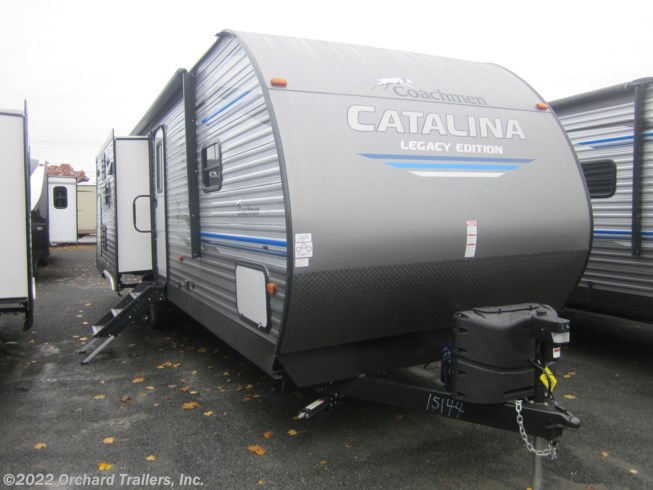New 2019 Coachmen Catalina 293RLDS available in Whately, Massachusetts