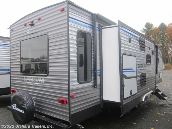 2019 Catalina 293RLDS by Coachmen from Orchard Trailers, Inc. in Whately, Massachusetts