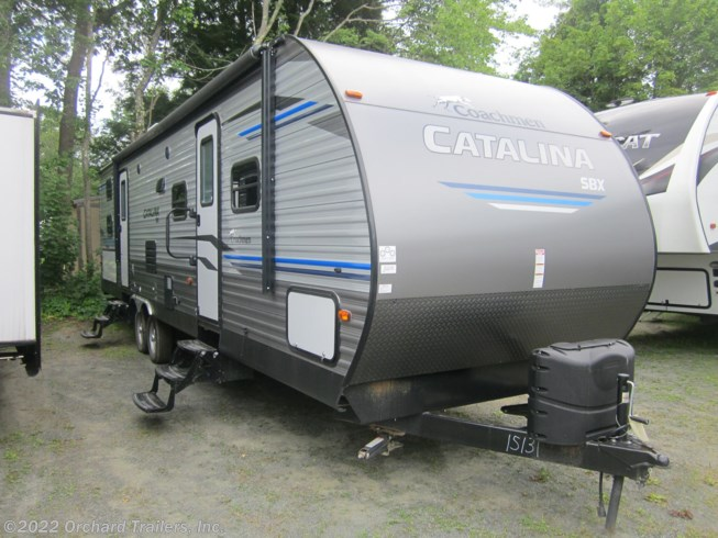 New 2019 Coachmen Catalina SBX 321BHDS available in Whately, Massachusetts