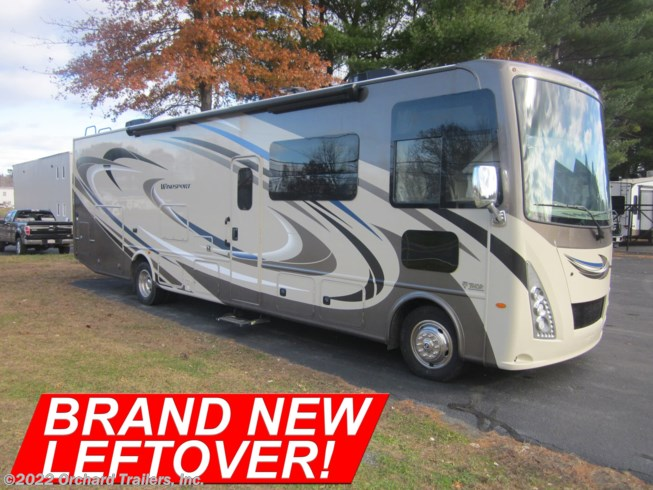 New 2019 Thor Motor Coach Windsport 34J available in Whately, Massachusetts