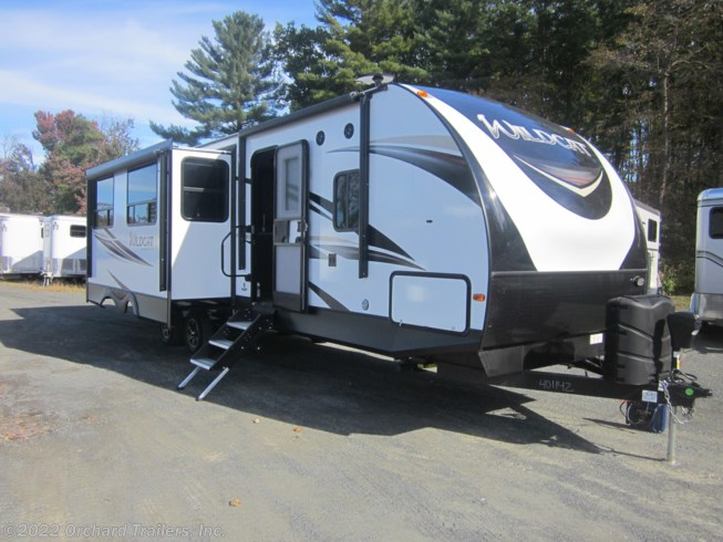2019 Forest River Wildcat 343BIK - New Travel Trailer For Sale by Orchard Trailers, Inc. in Whately, Massachusetts