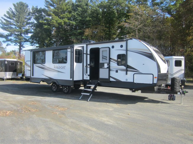 New 2019 Forest River Wildcat 343BIK available in Whately, Massachusetts