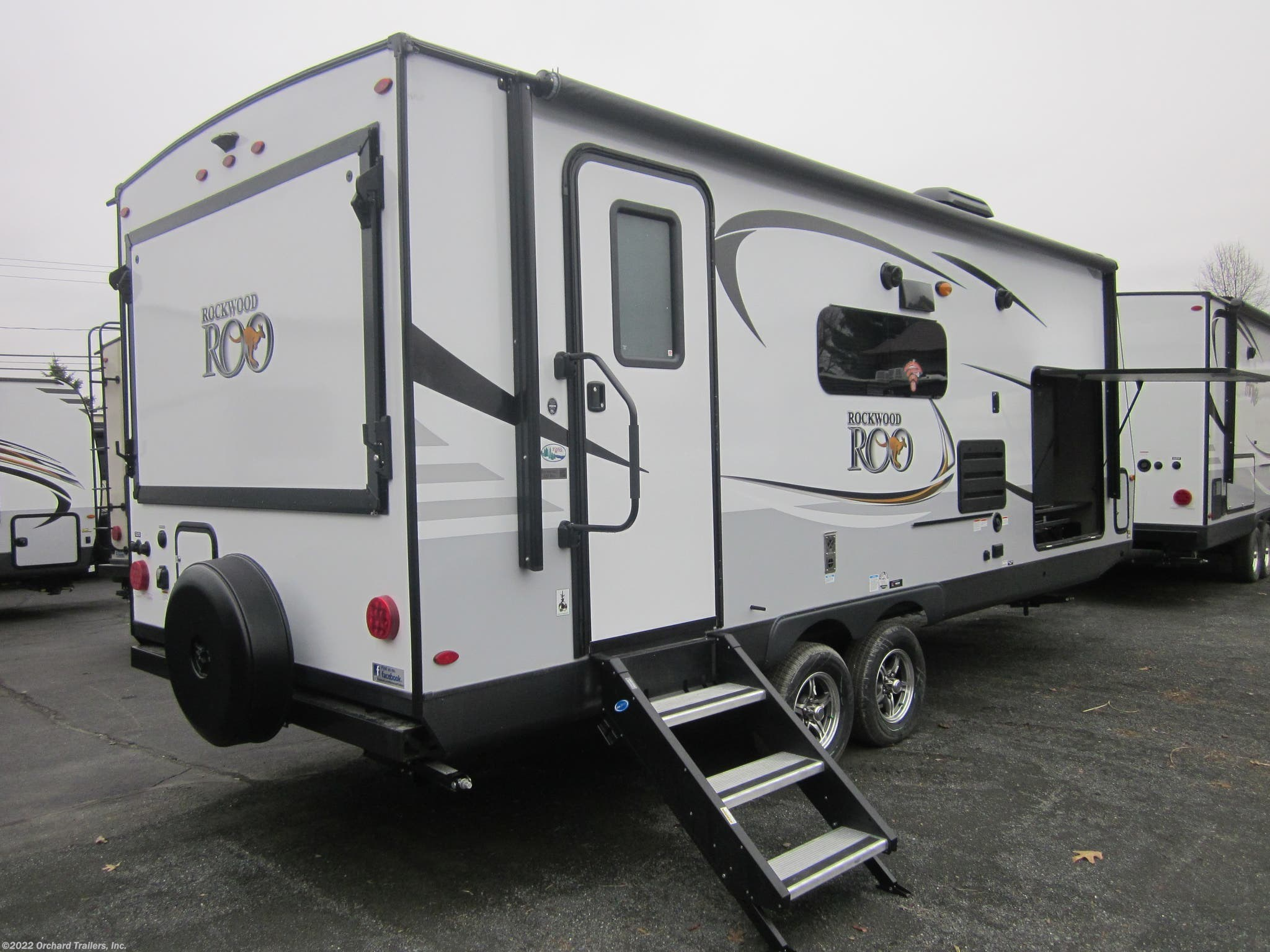 2019 Forest River RV Rockwood Roo 235S for Sale in Whately ...