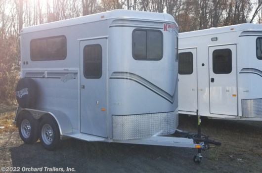 Horse Trailer - 2020 Kingston Classic Elite available New in Whately, MA