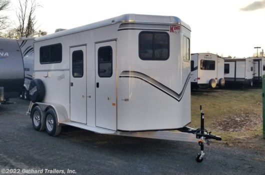 Horse Trailer - 2020 Kingston Endurance available New in Whately, MA