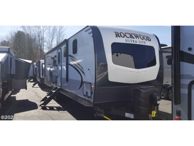 New 2020 Forest River Rockwood Ultra Lite 2912BS available in Whately, Massachusetts